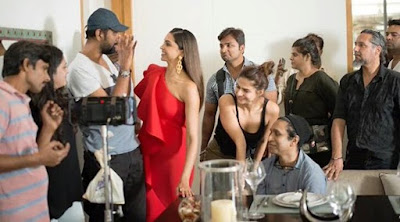 Deepika Padukone, Photo shoot, Lodha Group