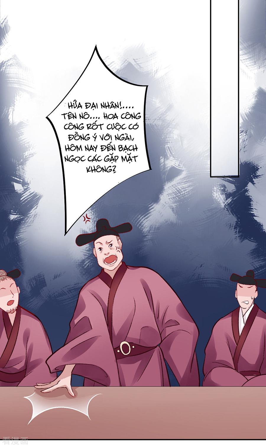 Hoàng phi 9000 tuổi chap 34 - Trang 27