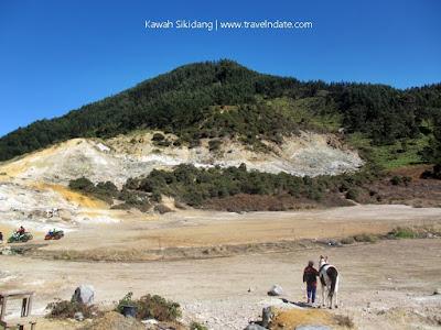 Dieng Trip: Main Ke Kawah Sikidang, Banjarnegara