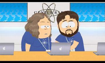 South Park Episodio 15x01 CentiPad Humano