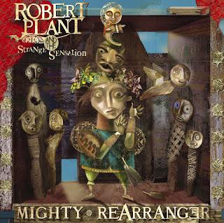 Robert Plant & the Strange Sensation's Mighty Rearranger