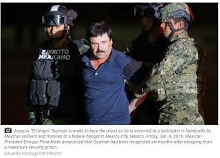 Penangkapan El Chapo