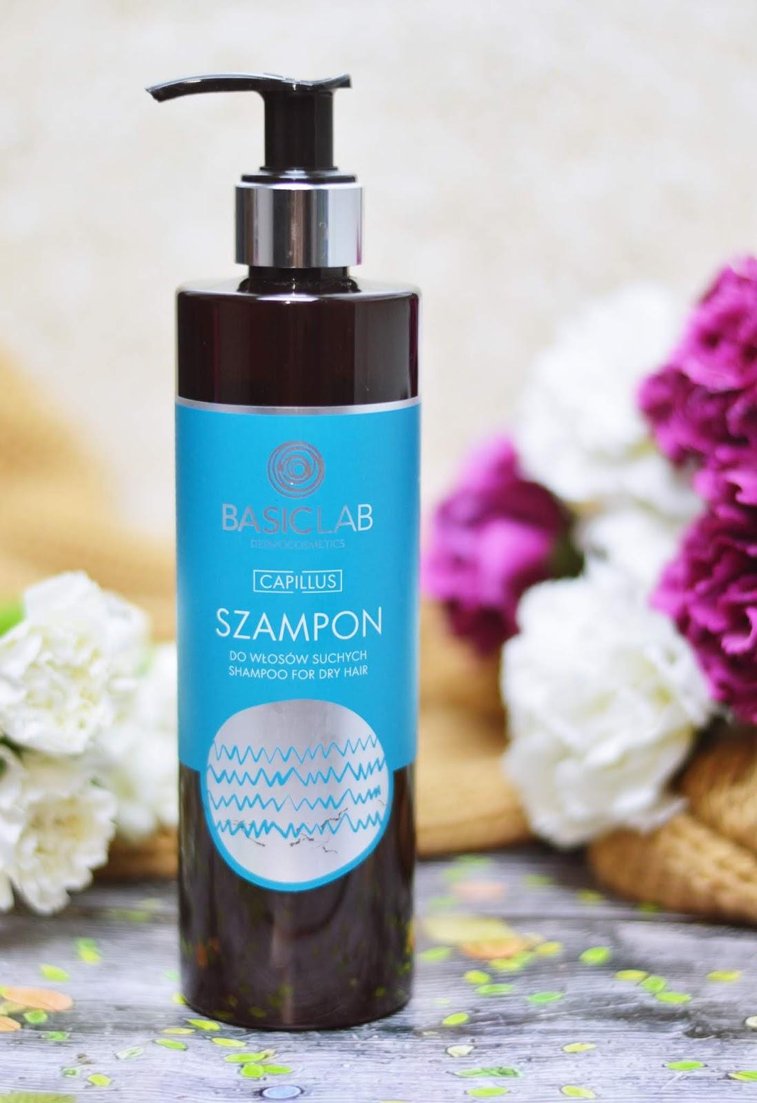 szampon do suchych włosów