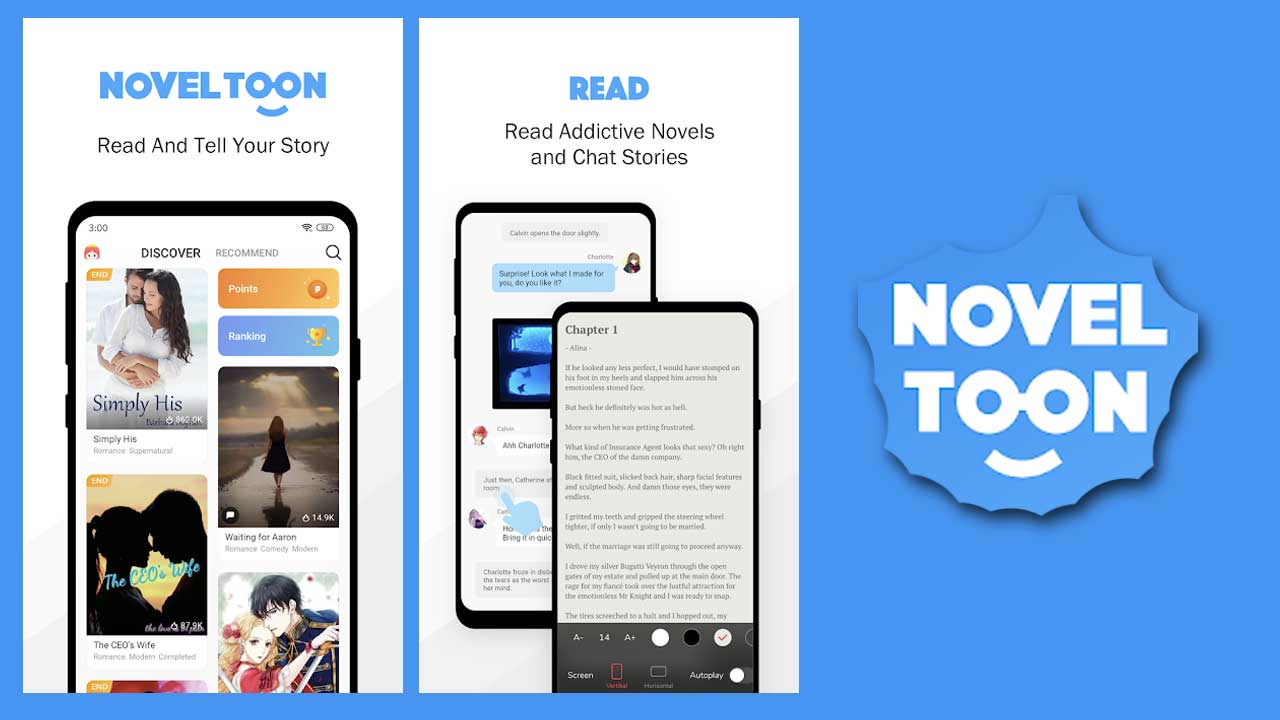 atau memiliki bakat menulis novel terpendam NovelToon Aplikasi Baca Novel Gratis