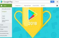 Google Play premia a las mejores aplicaciones y juegos para Android de 2018