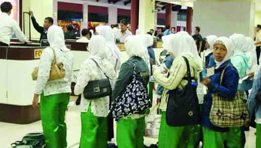 SALARIES OF DOMESTIC FILIPINO WORKERS TO REACH 1700 RIYALS SOON