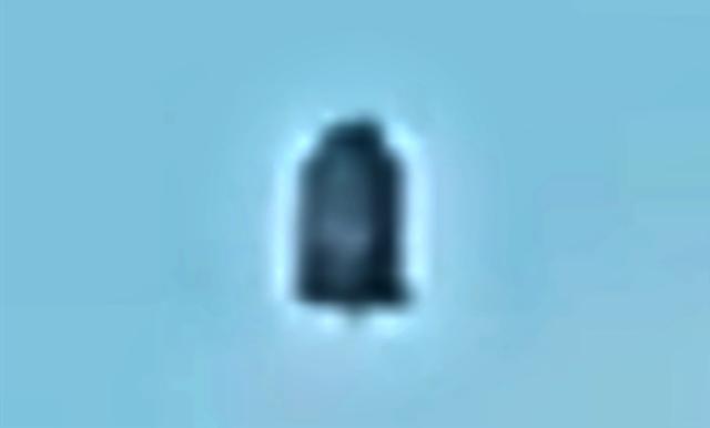 OVNI Campana Negra visto sobre Winterthur, Suiza, septiembre de 2020 2