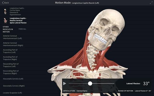 Complete Anatomy Platform 2020