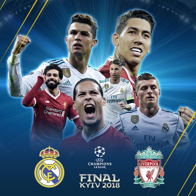 أظبط تردد قناة ZDF الألمانية الناقلة لمباراة ريال مدريد وليفربول مجاناً في نهائي دوري أبطال أوروبا 2018 بدون تقطيع
