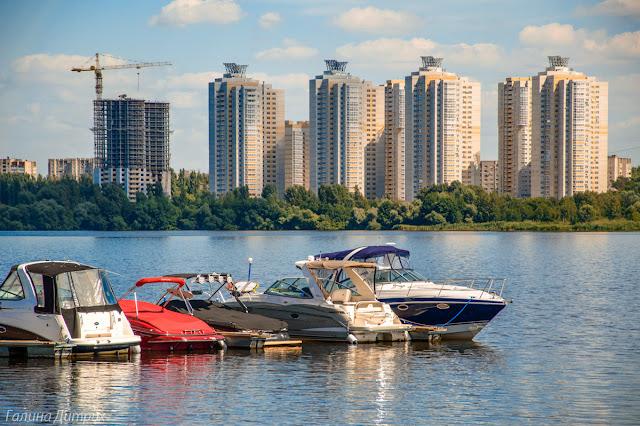Яхты Воронеж