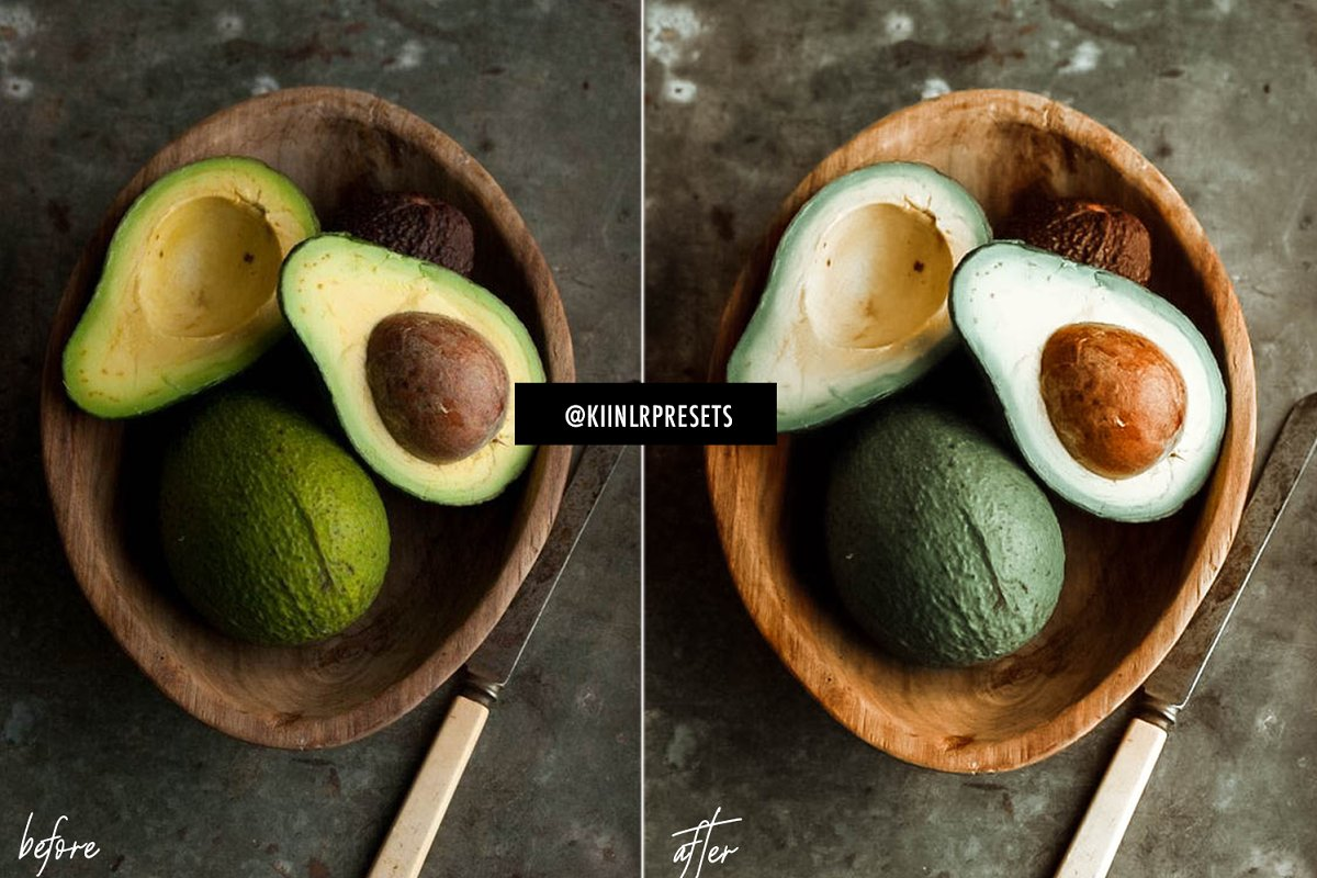 Avocado Lightroom Presets (DNG, LR)