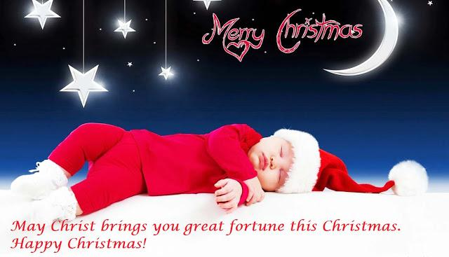 christmas wishes for card