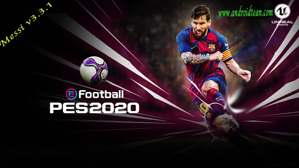 PES2020 Mod Messi v3.3.1 PATCH eFootball (NO ROOT) !
