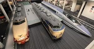 Mengunjungi Museum Kereta Api Kyoto Jepang