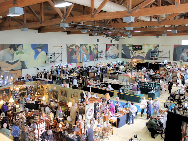 56th Annual Bloomfield Charity Antiques and Collectibles Show