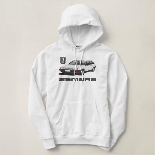 VAZ-2109 Lada Samara hoodie