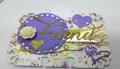 Handmade memory dex cards