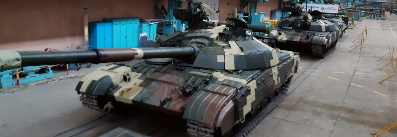 ЗІМ відновив чергову партію танків Булат