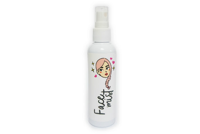 Hello Gorgeous Rose Face Mist