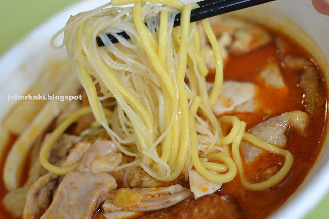 Ah-Heng-Curry-Chicken-Bee-Hoon-Mee-Noodle-亚王咖喱鸡米粉面