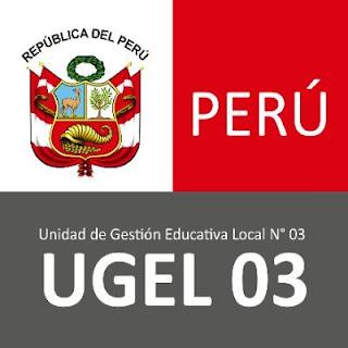 CONVOCATORIA UGEL 03 - TRUJILLO NOR OESTE: 11 vacantes