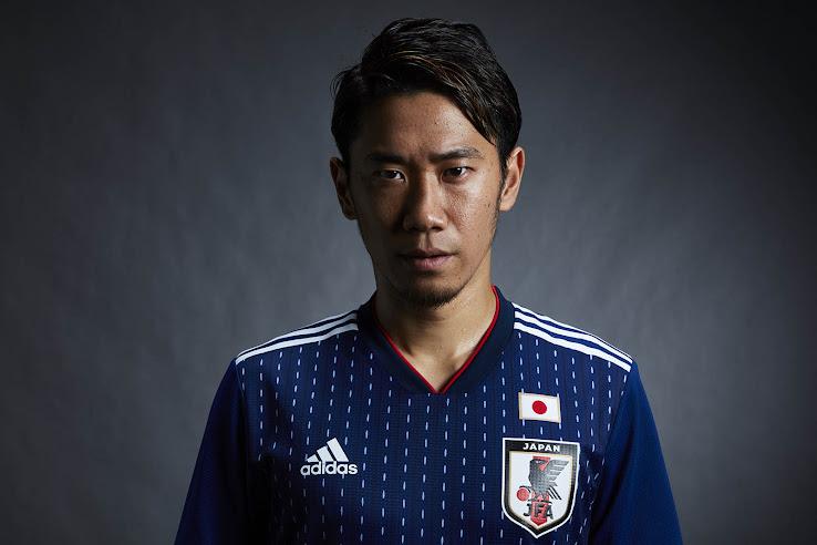 a62511d0efd Do you like the Japan 2018 home kit  Drop us a line below