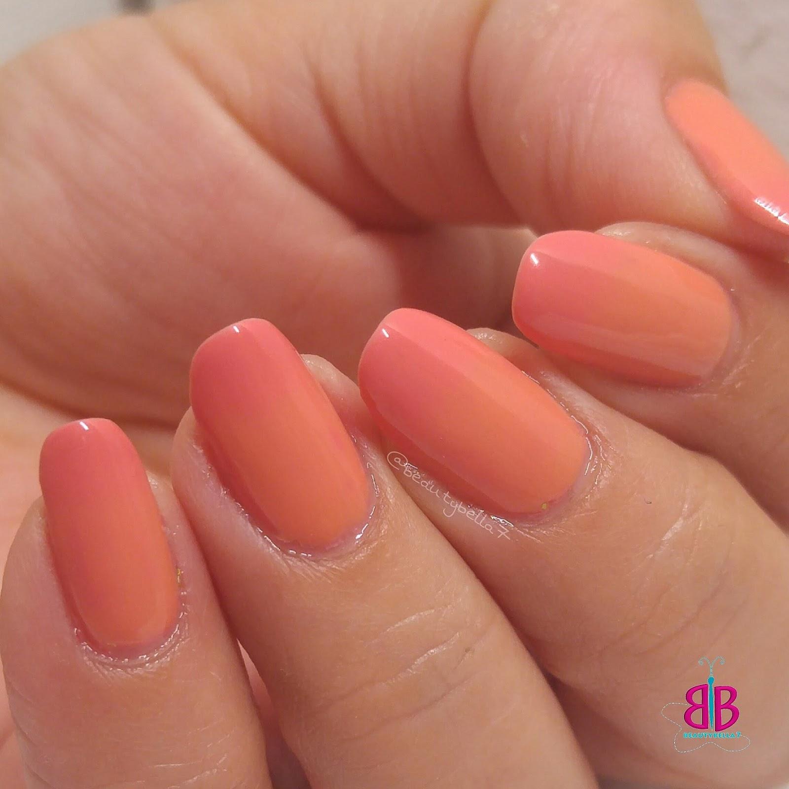 BeautyBella7: Sensationail July