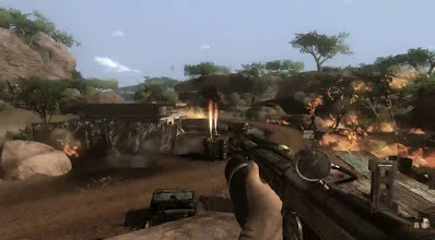 Far Cry 2 PC Game Download Highly Compressed [1GB] - HCG