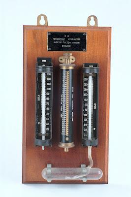 Thermomètre mouillé