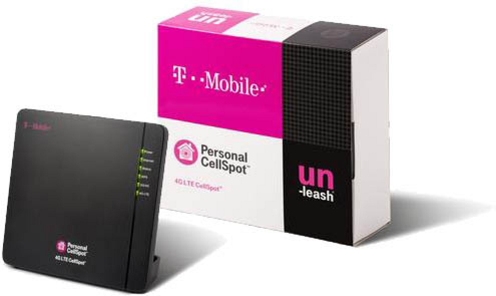 Does T-Mobile 4G LTE CellSpot Help Boost Your Signal | The