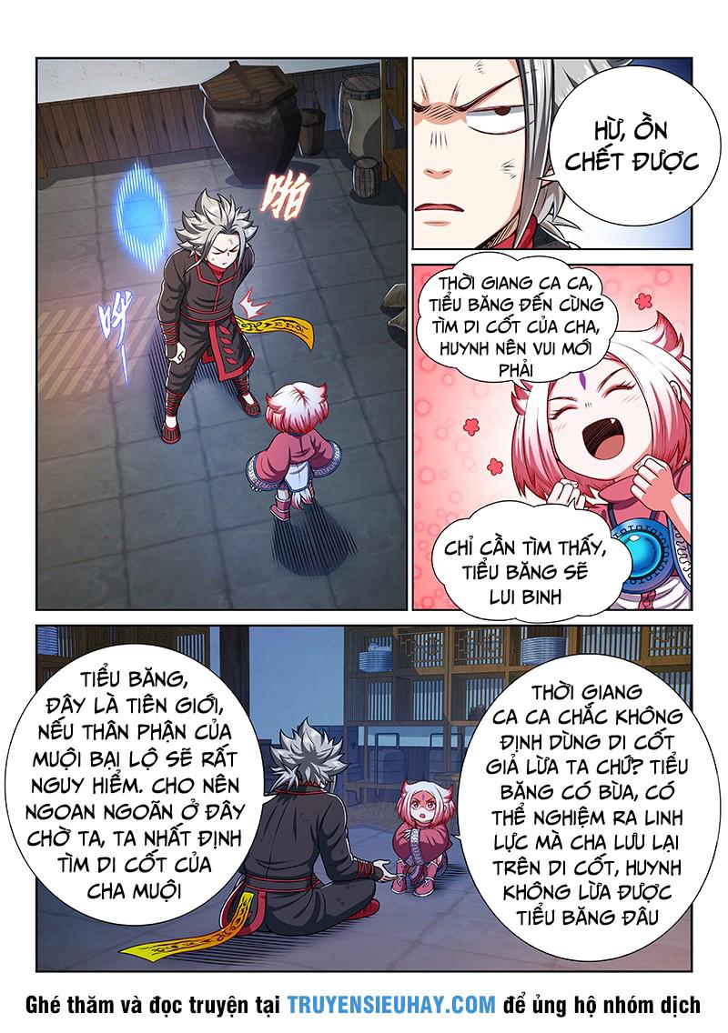 Ta Là Đại Thần Tiên chap 219 - Trang 8