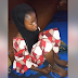 Photos: Sister to Secretary to the Adamawa State Govt allegedly brutalises her minor housemaid, had her legs chained and padlocked