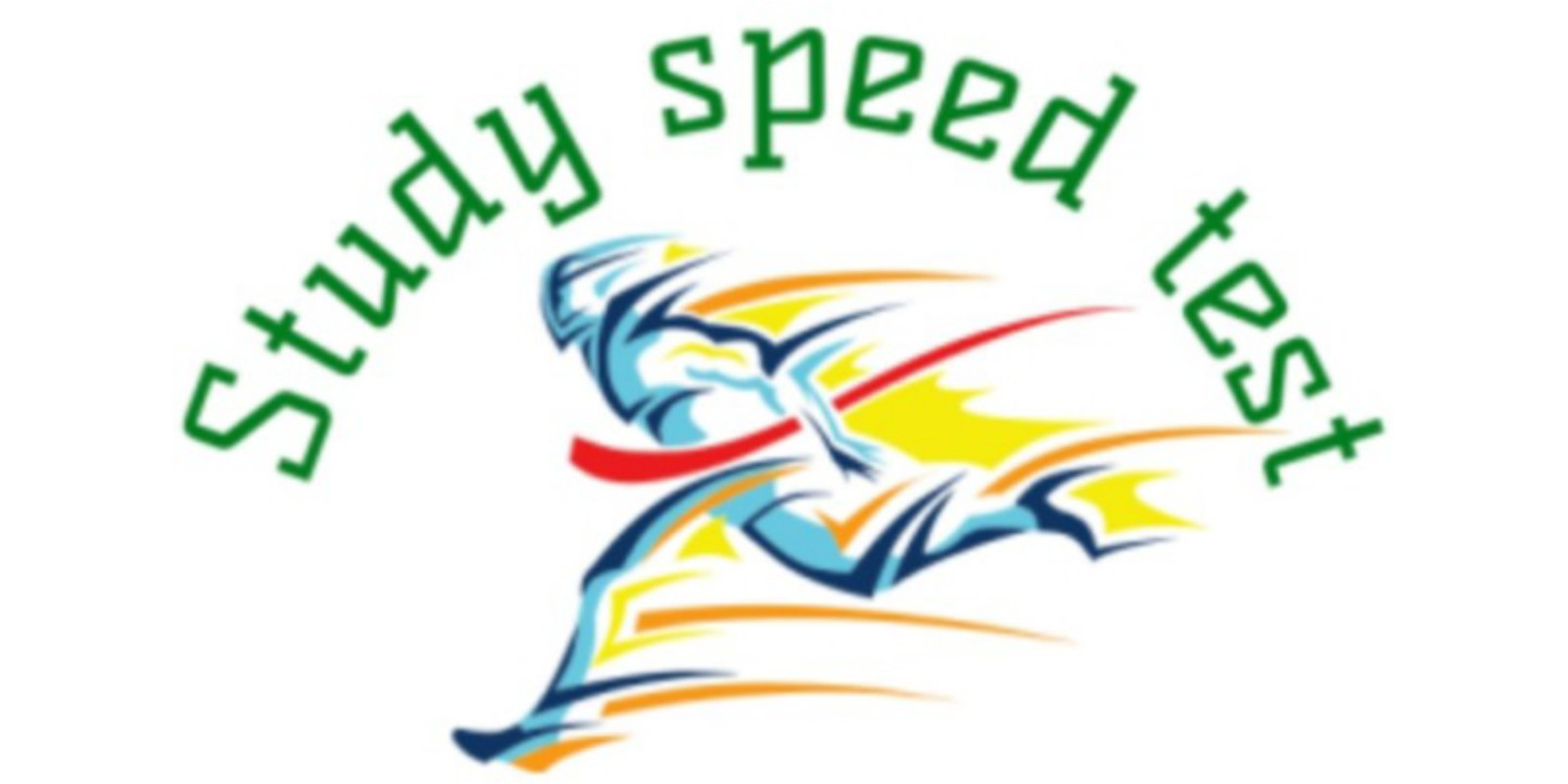 Study Speed Test - Online study for comptetive exam.