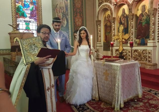 Γάμος αλλά Ελληνικά για την Αργείτισσα Μαρία Καπετάνιου στο Σαν Ντιέγκο (βίντεο)