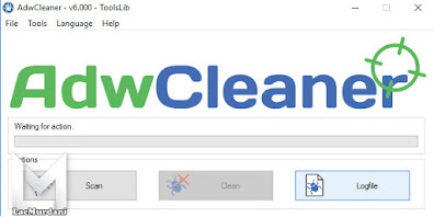 Hapus virus Segurazo dengan ADW Cleaner