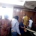 Lawmakers ran for safety as Snake falls from roof of Ondo Assembly during plenary