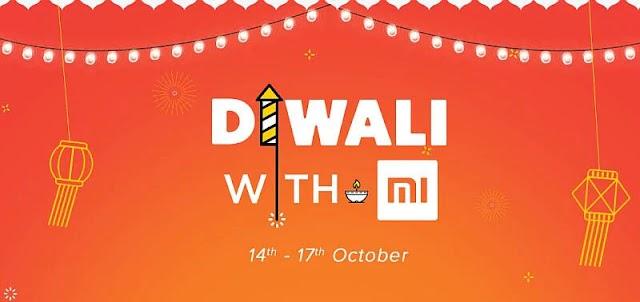 Diwali Mi Sale for Smartphone (Redmi K20 Pro, Redmi Note 7 Pro & Poco F1)