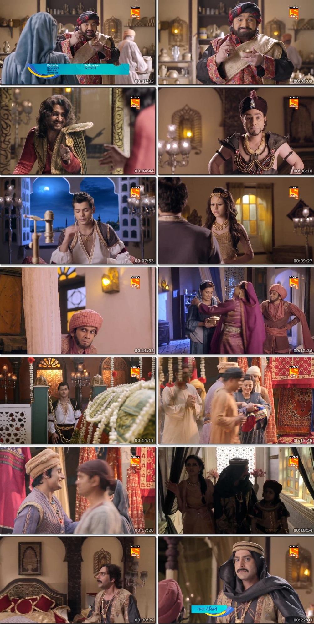 Screenshots Of Hindi Show Aladdin – Naam Toh Suna Hoga 2019 Episode 253 300MB 720P HD