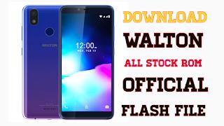 Walton Firmware All Update Version Download 2019 - Smrt flash file