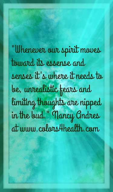 Fears Disappear with Throat Chakra Healing