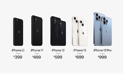 आईफोन 13 और 13 मिनी लॉन्च