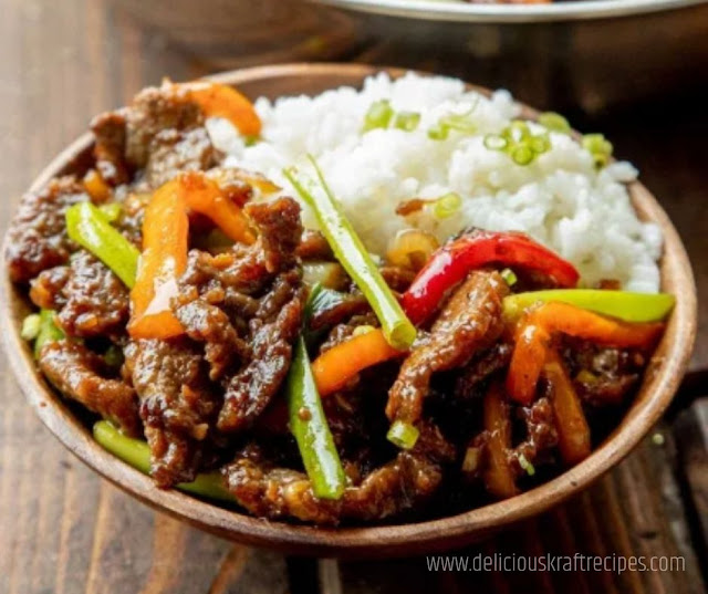 MONGOLIAN BEEF RECIPES
