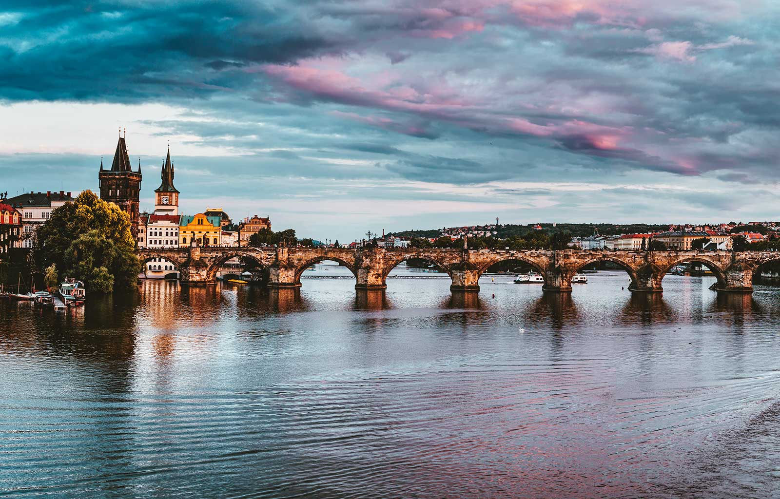travel list voyages europe prague