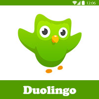 البرنامج الرائع جدا لتعلم الانجليزية بطلاقة وكل اللغات للاندرويد Doulingo 3.27.2