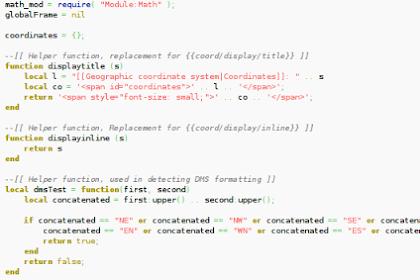 Perbedaan Antara Bahasa Pemrograman Python dan Lua