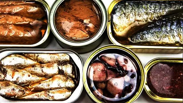 هل السمك المعلَب أو المجمّد فعلاً صحيّ ؟