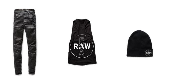 22181ef105 Une collaboration celle de G-Star Raw qui présente la collection capsule AH  2016 d'Afrojack.
