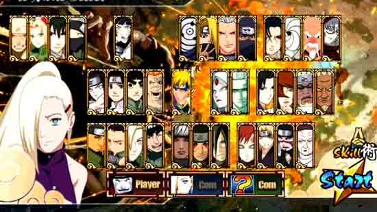 Naruto Senki Mod Apk Unlimited
