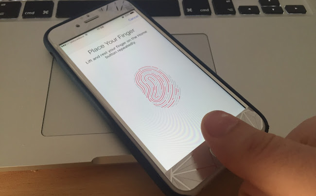 Fingerprint not working iPhone