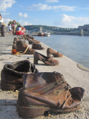The Shoes on the Danube bank